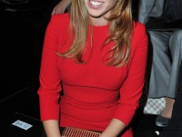 Princess Beatrice Elie Saab Paris Fashion Week