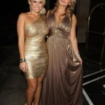 Sam and Billie Faiers inject a bit of Essex into House of Fraser