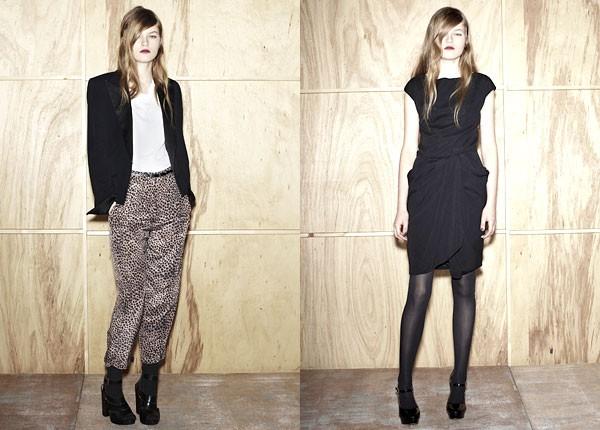 Savannah and Sienna Miller Twenty8Twelve capsule collection Made in England