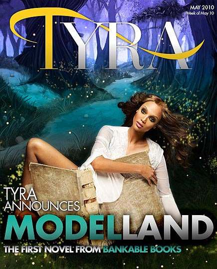 Tyra Banks' Modelland book to be turned into a movie?
