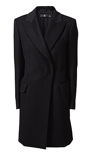 Lunchtime buy: (+J) wool cashmere coat