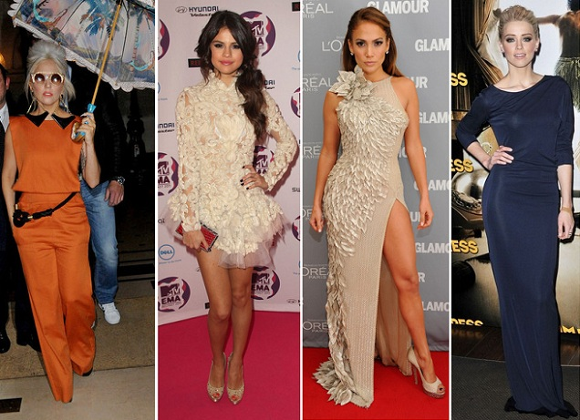 Best dressed of the week: 11/11/11
