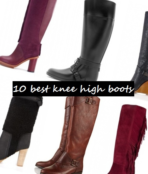 10 knee high boots we'd happily swap our flats for