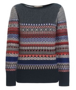 Boutique by Jaeger fair isle jumper