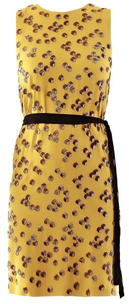 DVF Yvan dress