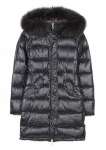 Duvetica Ganimeda quilted down coat