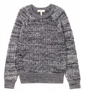 Etoile Isabel Marant Jemma honeycomb knit pullover