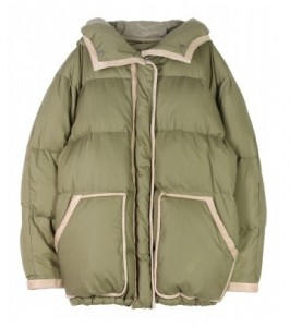 Isabel Marant Sherman oversized down jacket