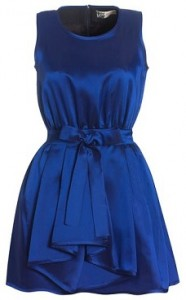 Jaeger Boutique front fold dress