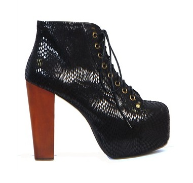 Love or hate: Jeffrey Campbell Lita boots