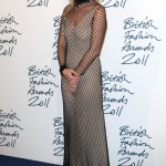 Love or Hate: Kate Moss's BFA fishnet dress