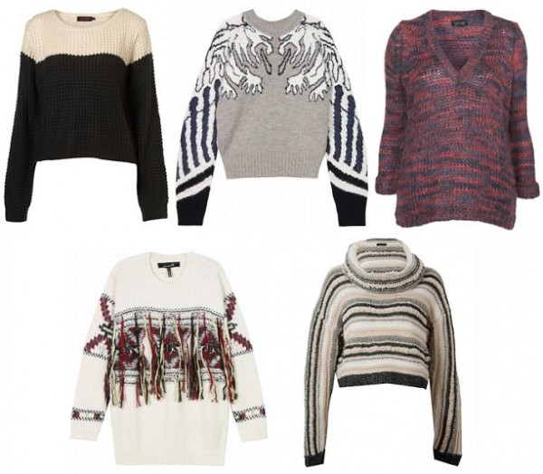 20 chunky knits you'll appreciate this winter. You're welcome!