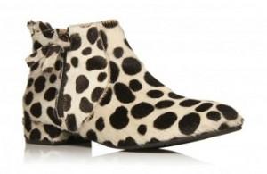 Kurt Geiger dalmatian momentum boots