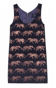 Marc by Marc Jacobs Panthera printed shift dress