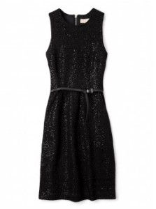 Michael Kors sequined LBD