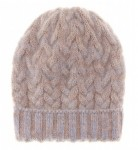 Missoni cable knit hat