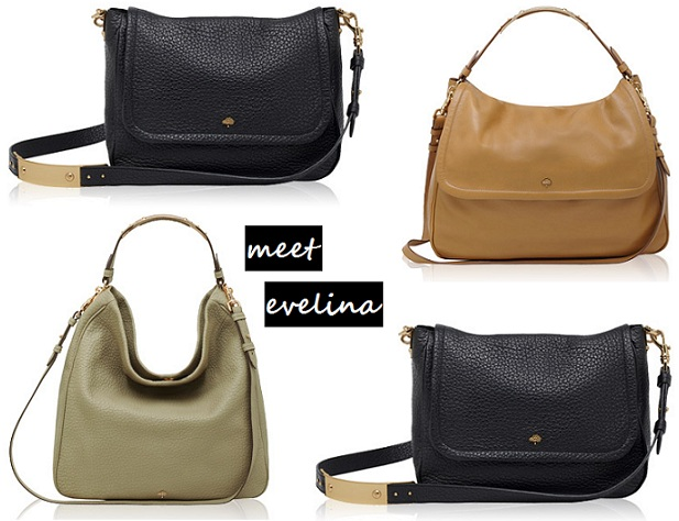 Have you met Mulberry's new bag, Evelina, yet?