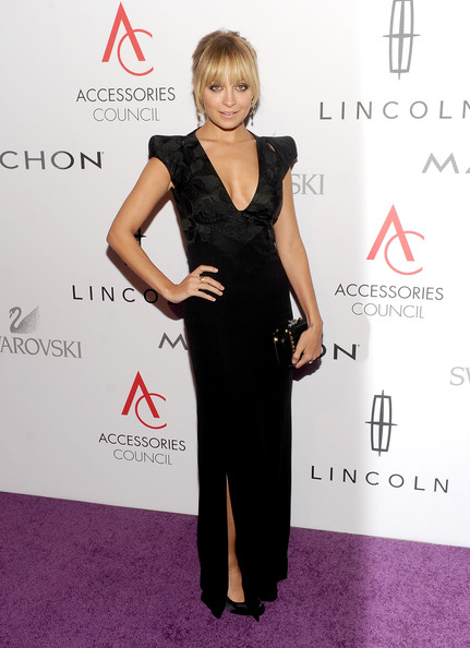 Nicole Richie named style influence of the year