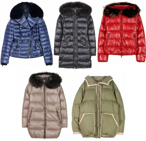 Cosy up in these cool puffa jackets