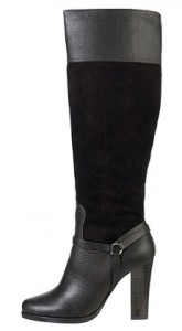 Reiss Alberta riding boot