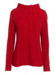 Reiss Tilly wide neck jumper
