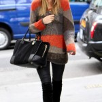 Get the look: Rosie Huntington-Whiteley's hot autumn look