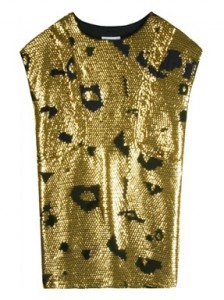 See by Chloe Pailette sequin mini dress