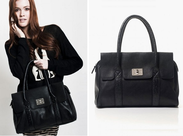 Deal of the day: Gail structured tote bag