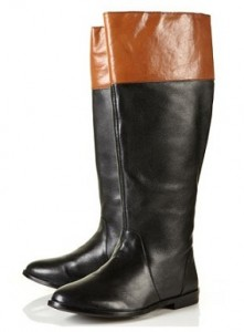 Topshop Dasher riding boots