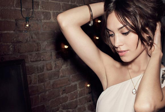 First Look: Alexa Chung for Vero Moda