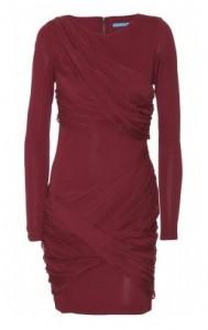 alice + olivia goddess dress