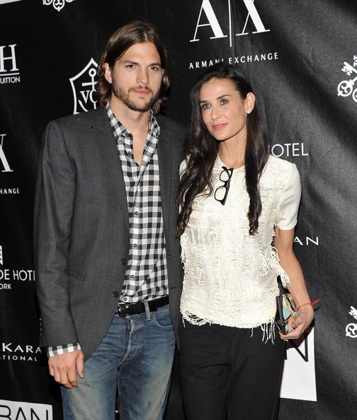 ashton kutcher demi moore divorce 2011