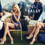 First Look: Miranda Kerr for Bally's Spring/Summer 2012 ad campaign