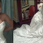 Beyonce finally shows fans her wedding dress (three years later)
