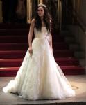 blair waldorf gossip girl wedding dress leighton meester