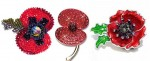 sparkly bling poppies x factor