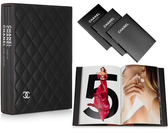 The Chanel book trilogy has finally arrived!