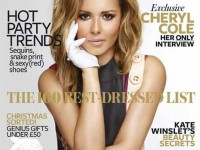 cheryl cole instyle december 2011