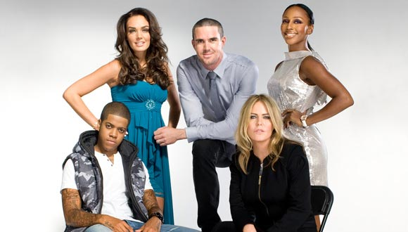 Alexandra Burke and other celebs team up with Debenhams for Children in Need!