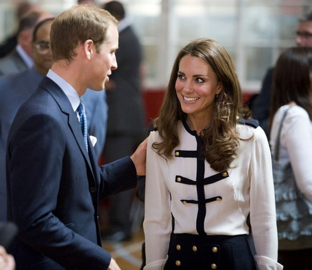"Domenico Dolce and Stefano Gabbana ""not crazy"" for Kate Middleton"