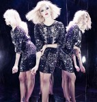 fearne cotton very christmas collection ad campaign 2011