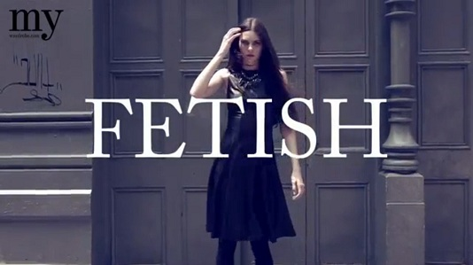WATCH: how to wear fetish