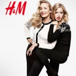 Georgia May Jagger and Jerry Hall pose for H&M's Christmas campaign!