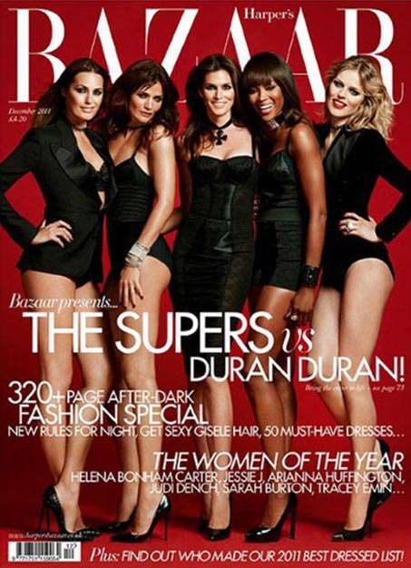 harpers bazaar women of the year 2011