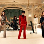 Harper's Bazaar creates ultimate super group with the help of five supermodels and Duran Duran