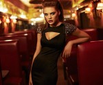 jade thompson miss selfridge christmas ad campaigns britain and ireland's next top model bintm winner