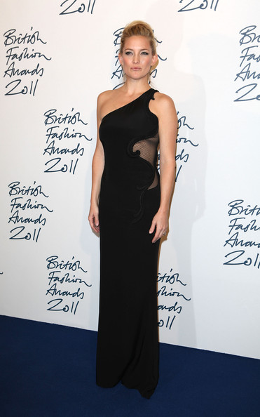 kate hudson british fashion awards 2011