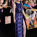 Kristen Stewart sexes up the red carpet at Twilight: Breaking Dawn Part 1 film premiere