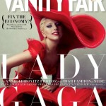 Lady Gaga poses nude for Annie Leibovitz in January's Vanity Fair