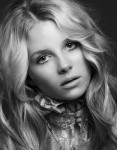 lottie moss kate moss half sister test shoot 2011